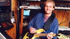 Musician Dave Black