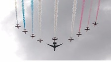 Waddington Air Show 2013