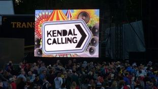 More than 20,000 at Kendal Calling
