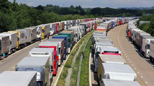 Calais disruption: Advice for cross-channel travellers