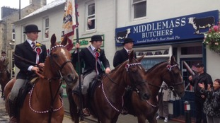 Langholm Common Riding 2015