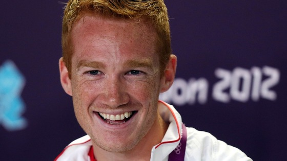 Great Britain's Greg Rutherford.