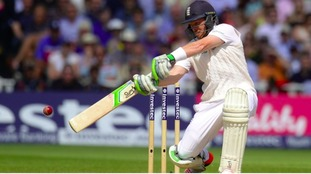 Ian Bell was in fine form with the bat.