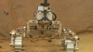 UK's Mars Rover being put through its paces