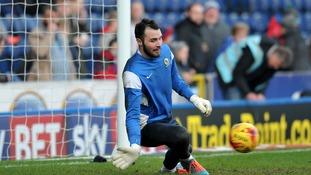 Norwich sign Blackburn 'keeper Kean on free transfer