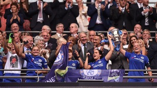 Chelsea Ladies defeat Notts County in Women's FA Cup