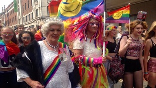 Royal approval for Leeds Pride