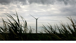 Windfarms discussed at public meeting