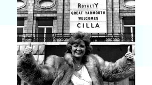Cilla in Great Yarmouth