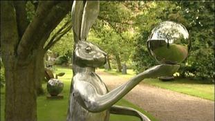 Doddington sculpture
