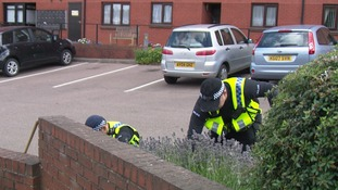 Police searching after a stabbing near Kettering railway station