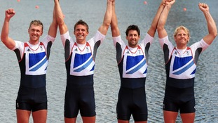 Rowing to top the podium