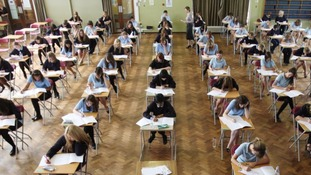 Many pupils will get their results today.