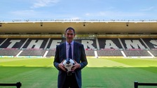 Paul Clement, the new Head Coach of Derby County