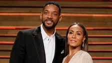 Hollywood star Will Smith has denied reports he is set to divorce his wife Jada Pinkett Smith