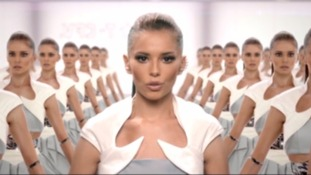 X Factor 2015 trailer revealed - and Cheryl is a robot