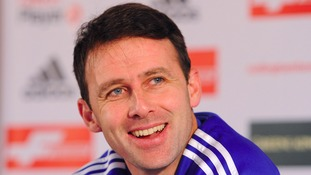Dougie Freedman took charge of Nottingham Forest in February