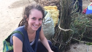 Dr Sophie Williams is currently in a coma in Thailand after a mosquito bite