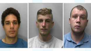Men wanted by Sussex Police