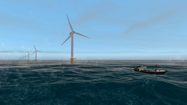 Permission given for world's largest offshore wind farm