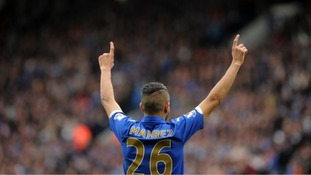 Mahrez has committed his future to Leicester