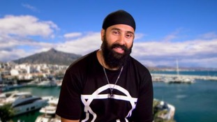 Bally Singh from Leicester stars in ITV's 'Life in Marbs'