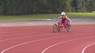 Shelby Watson will compete in the Cerebral Palsy World Games