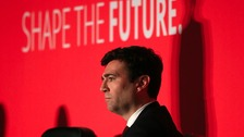 Leigh's Labour MP Andy Burnham.