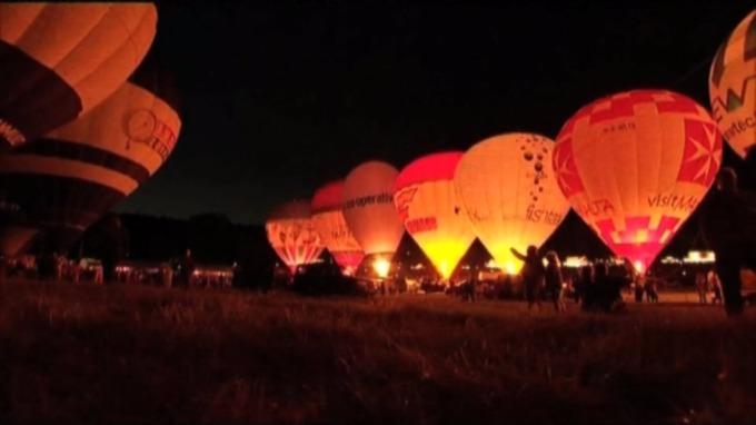 Bristol Balloon Fiesta Night Glow Balloon Fiesta Night Glow Will