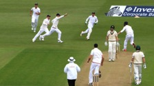 Cockermouth's Ben Stokes' superb catch on day one of the Third Ashes Test