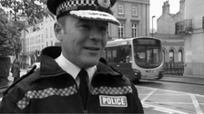 Chief Constable Nick Gargan.