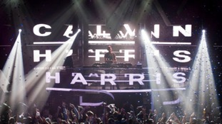 Calvin Harris DJ Set
