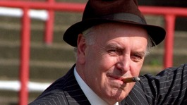 Dennis Waterman leads tributes to Minder co-star George Cole