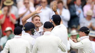 Ashes England victory