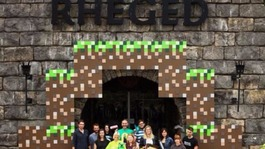 Minecraft-inspired exhibition comes to Penrith