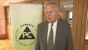 Richard Rhodes is Cumbria's PCC