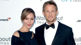 Formula One star Jenson Button and wife 'gassed' as burglars raid holiday home