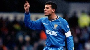 Keith Curle during his time at Wimbledon