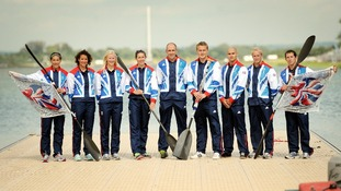 Angela Hannah, Louisa Sawers, Rachel Cawthorn, Jess Walker, Tim Brabants, Richard Jefferies, Liam Heath, Jon Schofield and Ed McKeever