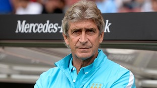 Pellegrini signs new two-year deal with City