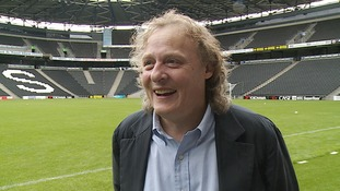 Pete Winkelman is confident that MK Dons can have a good season.