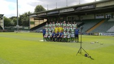 Yeovil Town Team Photo