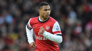 Serge Gnabry has joined