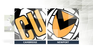 Cambridge V Newport