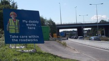 Campaign launched to protect road workers