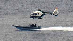 Spain accused of 'outrageous' violation of UK sovereignty after boats enter Gibraltarian waters