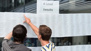 A-level Results Day: A guide to what to do if your  results are less or more than you expected