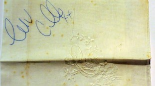 An image of the handkerchief.