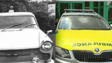 Ambulance Service through the ages.