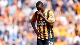 Dame N'Doye has moved to Turkey after joining Hull in January